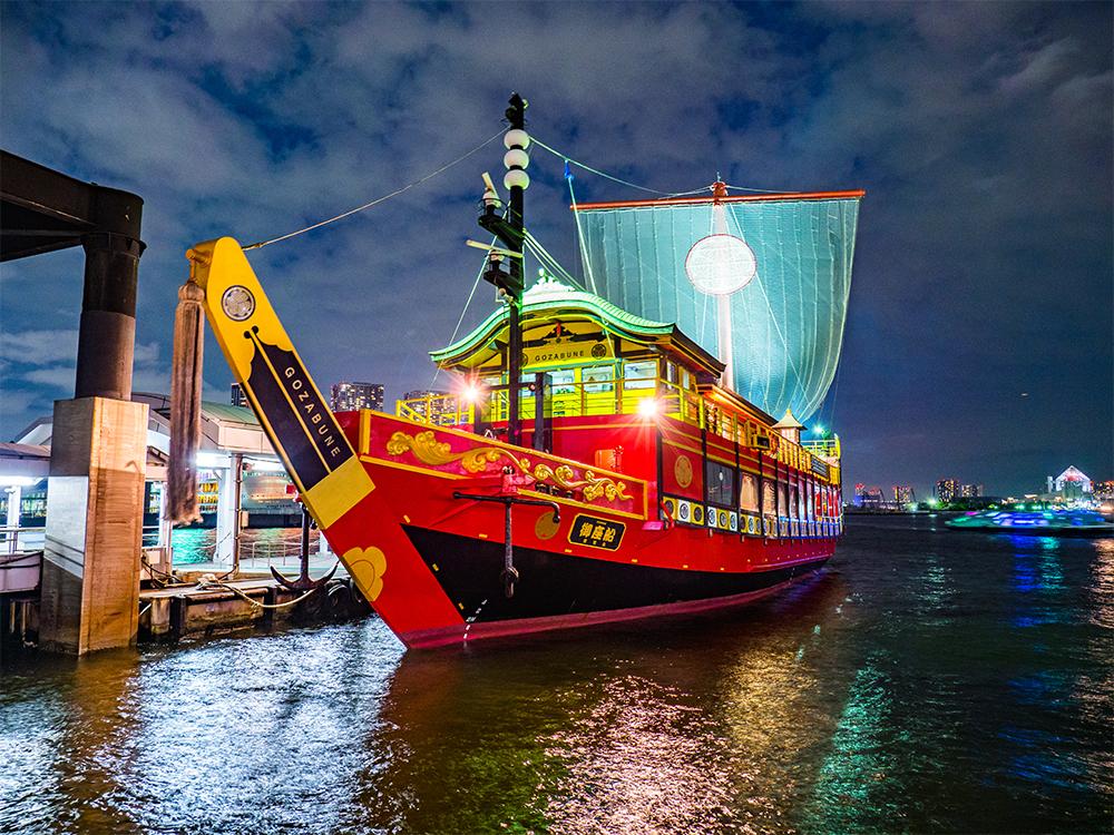 「サンクプロジェクト×安宅丸」~夏の締めくくりに豪華客船を貸し切ってみた~ を紹介!