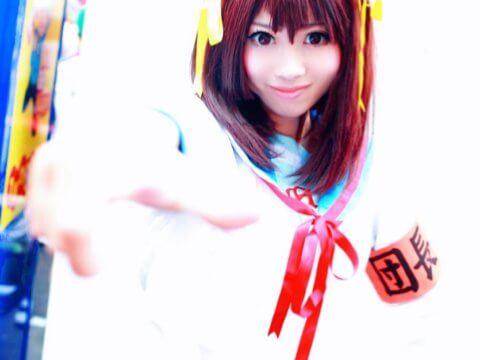 涼宮ハルヒのコスプレを可愛く見せるマミリョシカ的ポイント3選!!