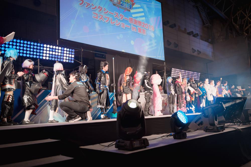 「PSO2感謝祭2019」一般コスプレショー002