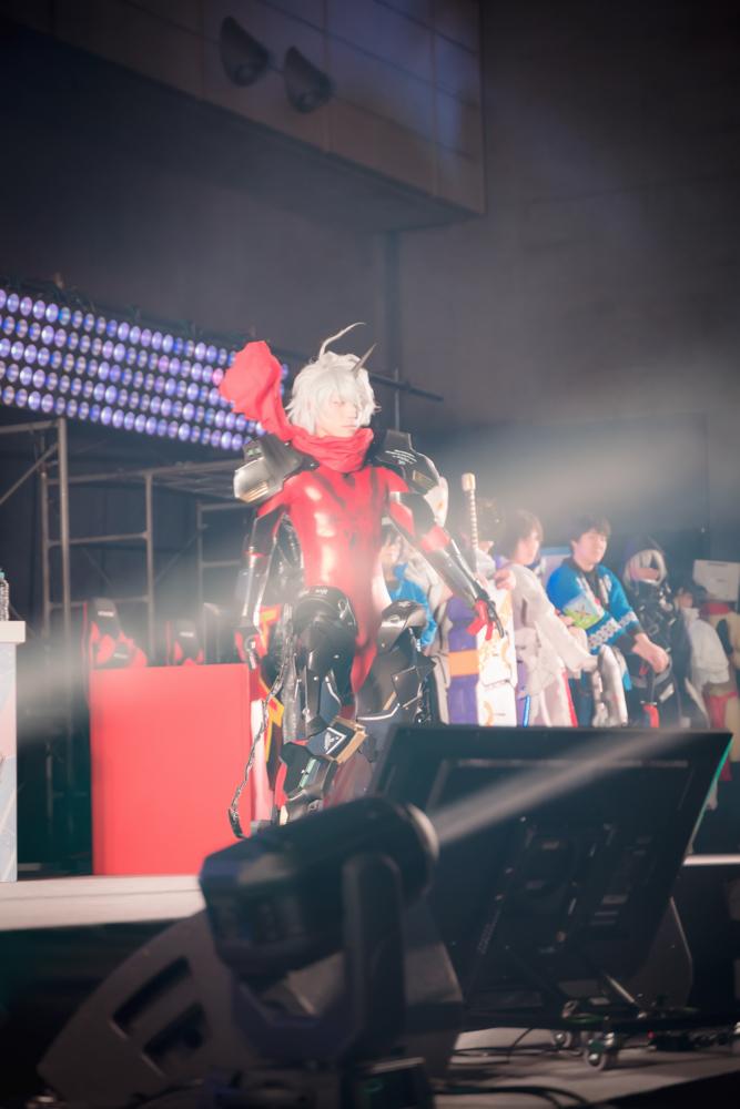 「PSO2感謝祭2019」一般コスプレショー010