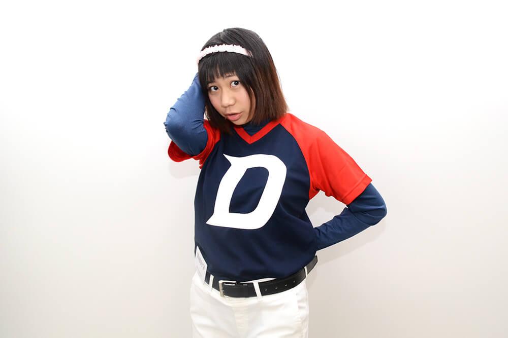コスプレイヤー関根叶子さん002