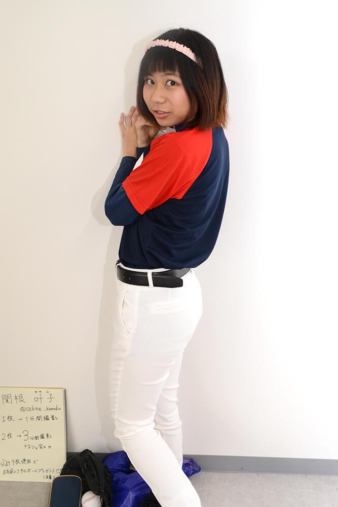 コスプレイヤー関根叶子さん003