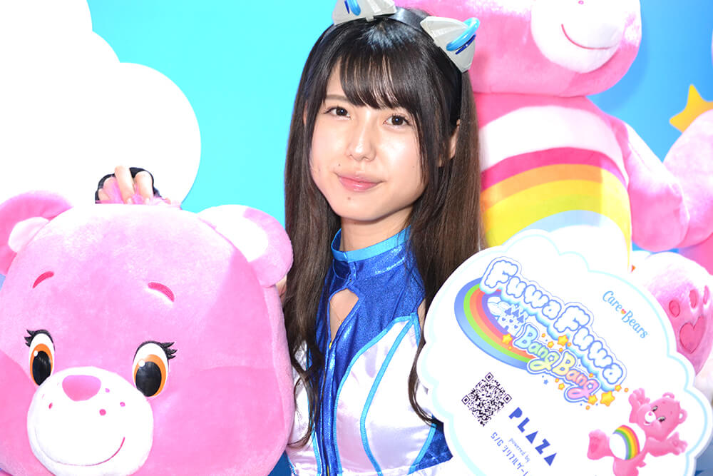 TGS2019会場で撮影したコスプレイヤー一瀬優美さん01