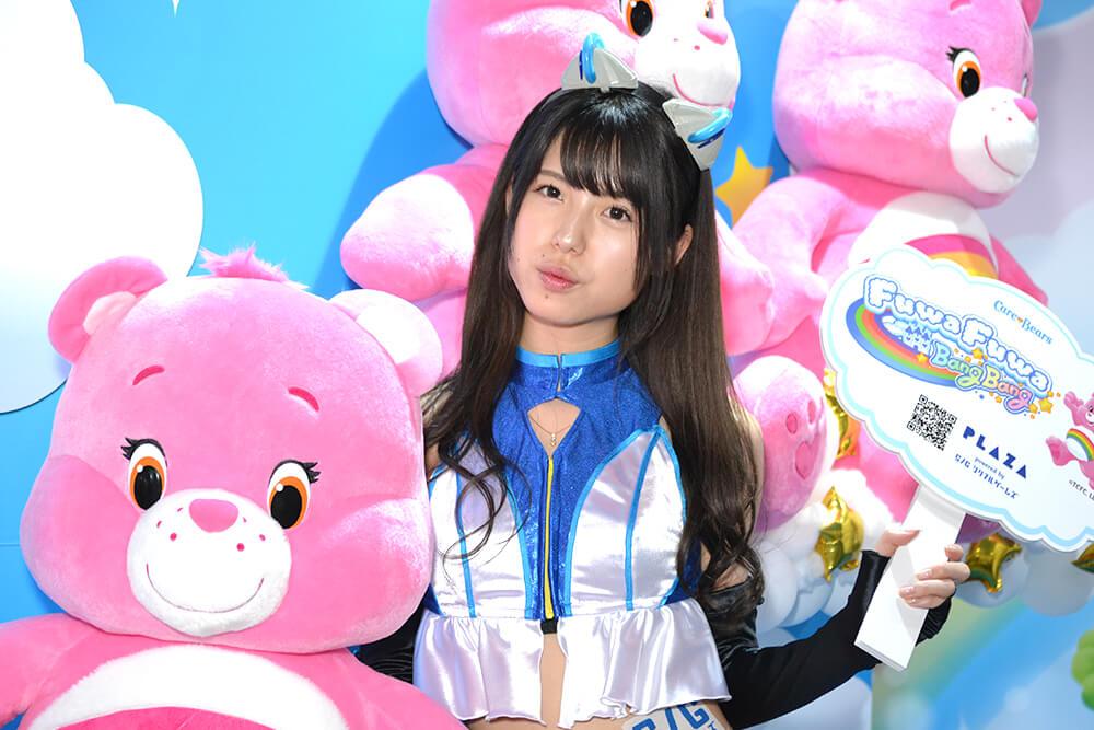TGS2019会場で撮影したコスプレイヤー一瀬優美さん02