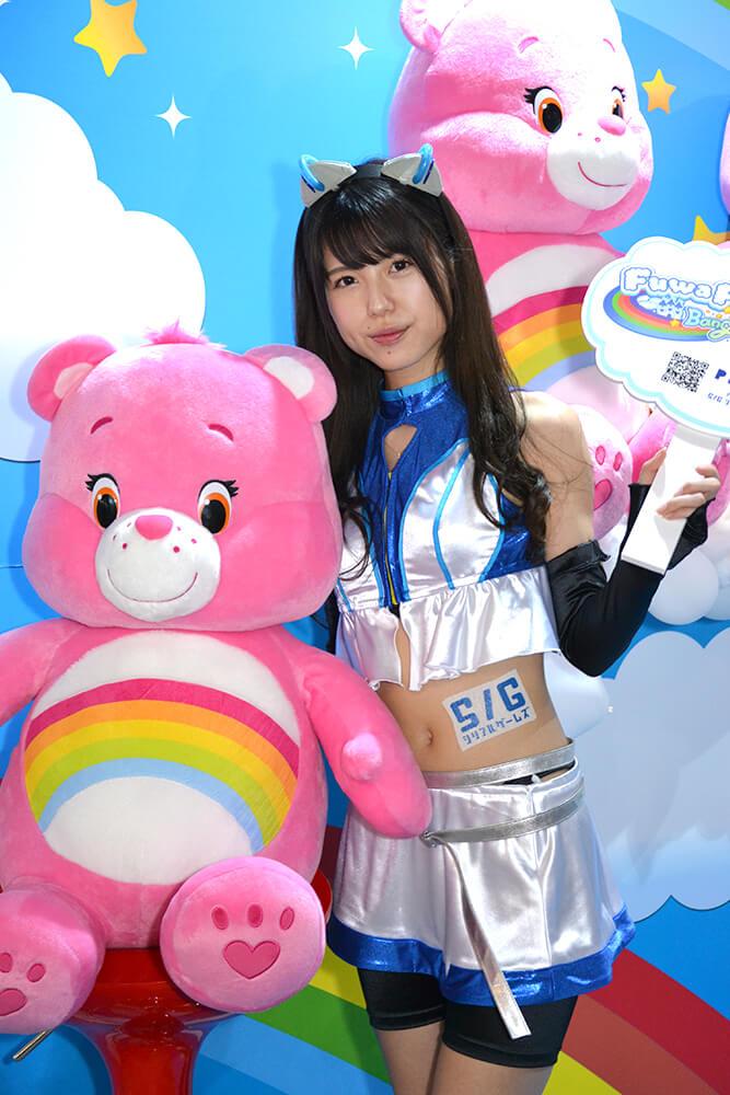 TGS2019会場で撮影したコスプレイヤー一瀬優美さん05