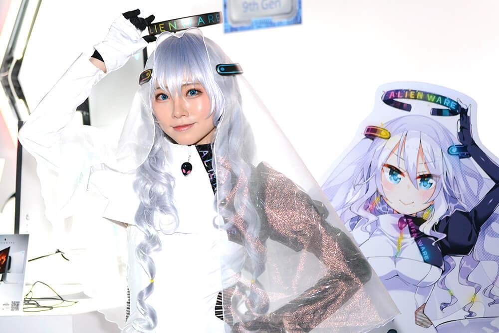 TGS2019会場で撮影したコスプレイヤーKitaro_綺太郎さん01