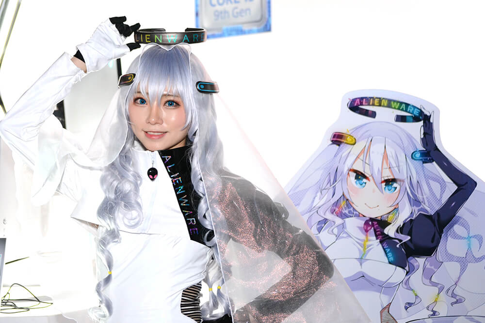 TGS2019会場で撮影したコスプレイヤーKitaro_綺太郎さん02