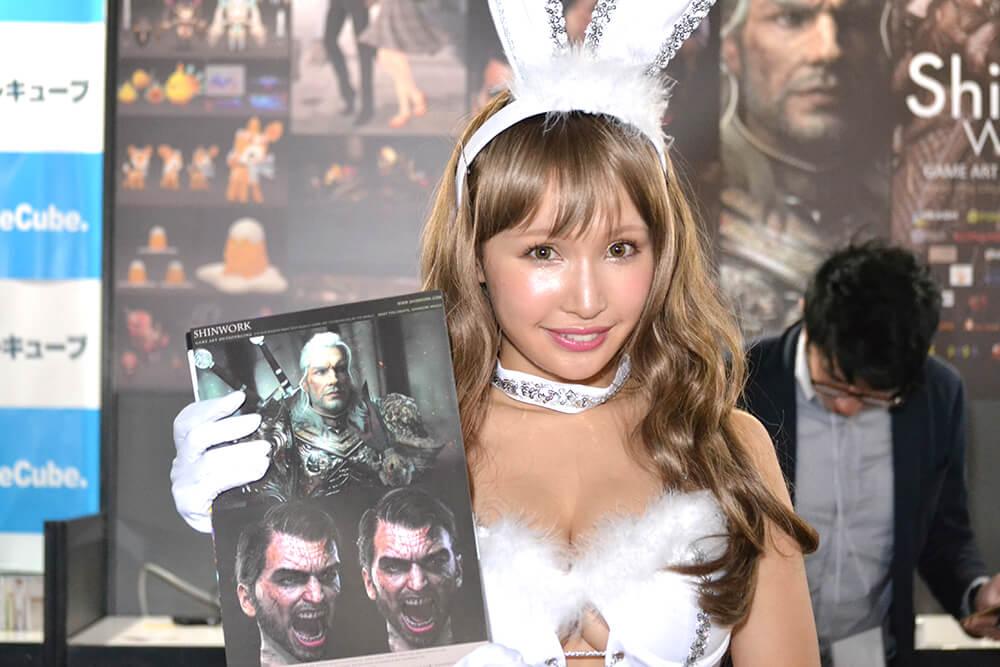 TGS2019会場で撮影したコスプレイヤー星 ルミカさん01
