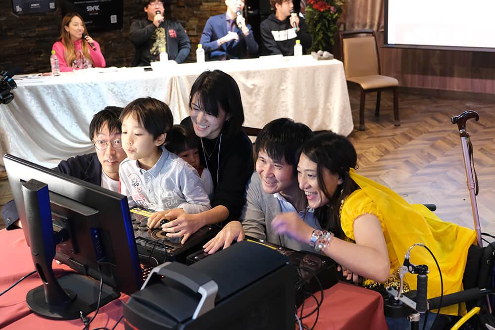 ぷよぷよで対戦する加藤家vs加藤家