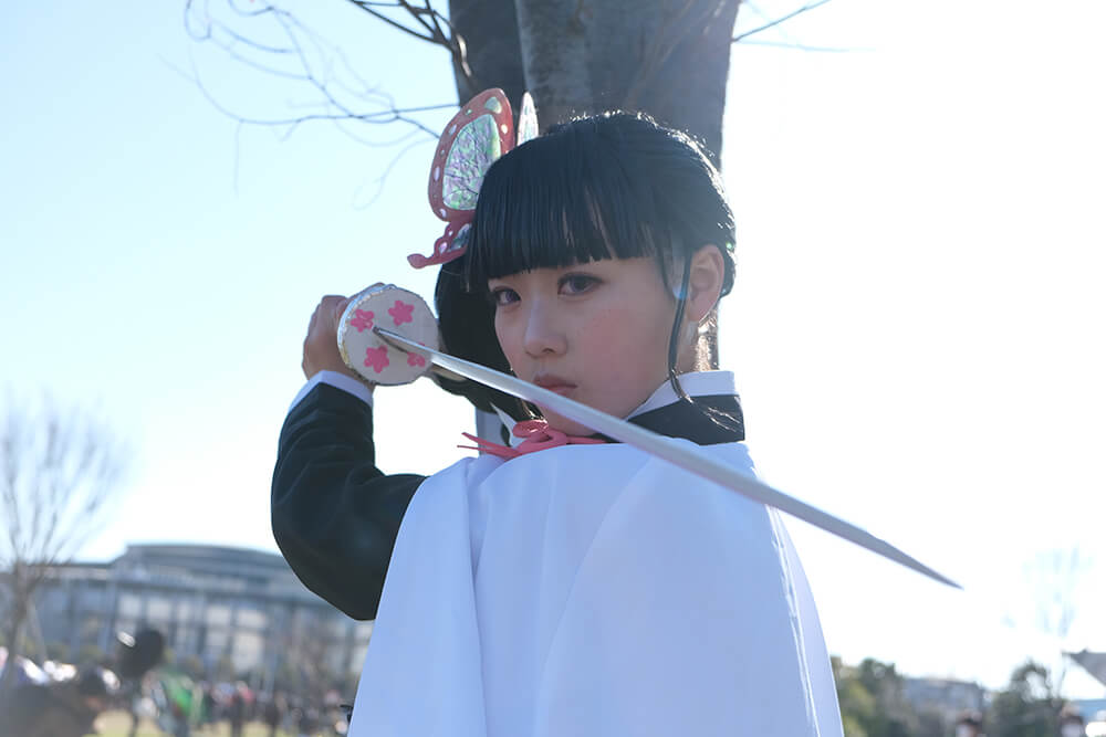 コミケ97のコスプレイヤー桃田むう002