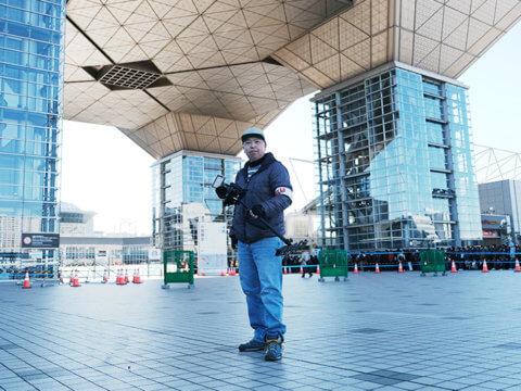 ハイクオリティな映像でコスプレの魅力を発信する人気チャンネル「Mkdy Film Works」をコミケ97の撮影現場に密着