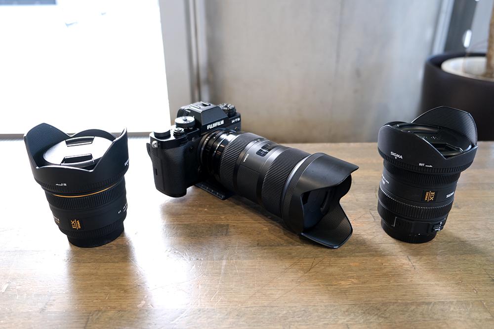たけくる(T.K)さんのカメラ機材