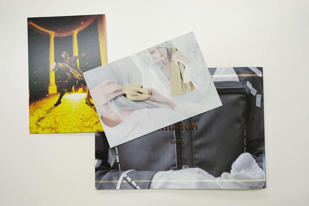 男装コスプレイヤーウィルさんのプレゼントの写真集