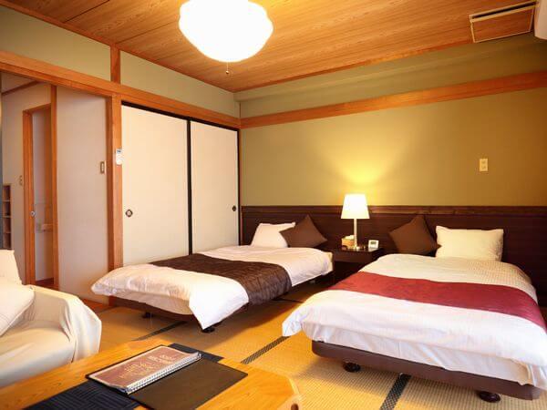 菱野温泉薬師館は宿泊する部屋で撮影可能