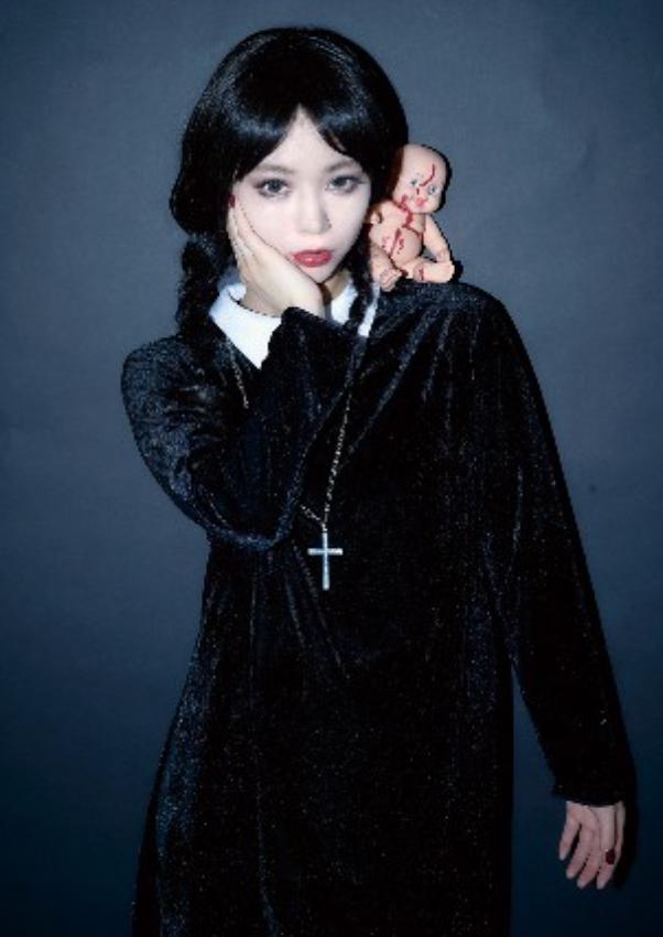 ヴィレッジヴァンガードで売られているブラッディガールのコスプレ衣装
