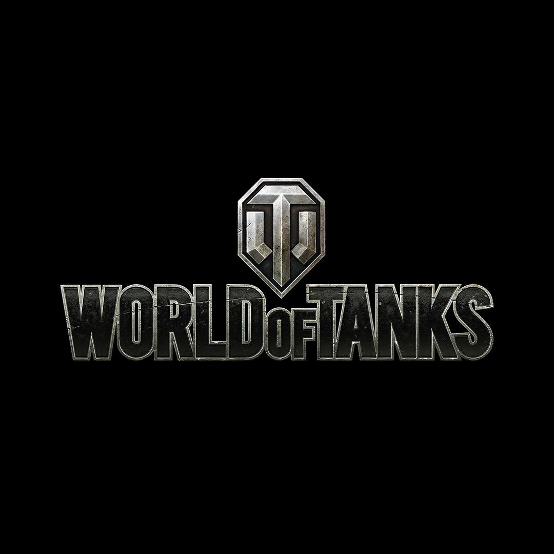 『World of Tanks』のロゴ