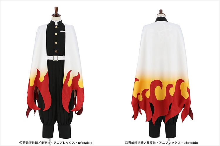アニメイトで買える「鬼滅の刃」の煉獄 杏寿郎の羽織
