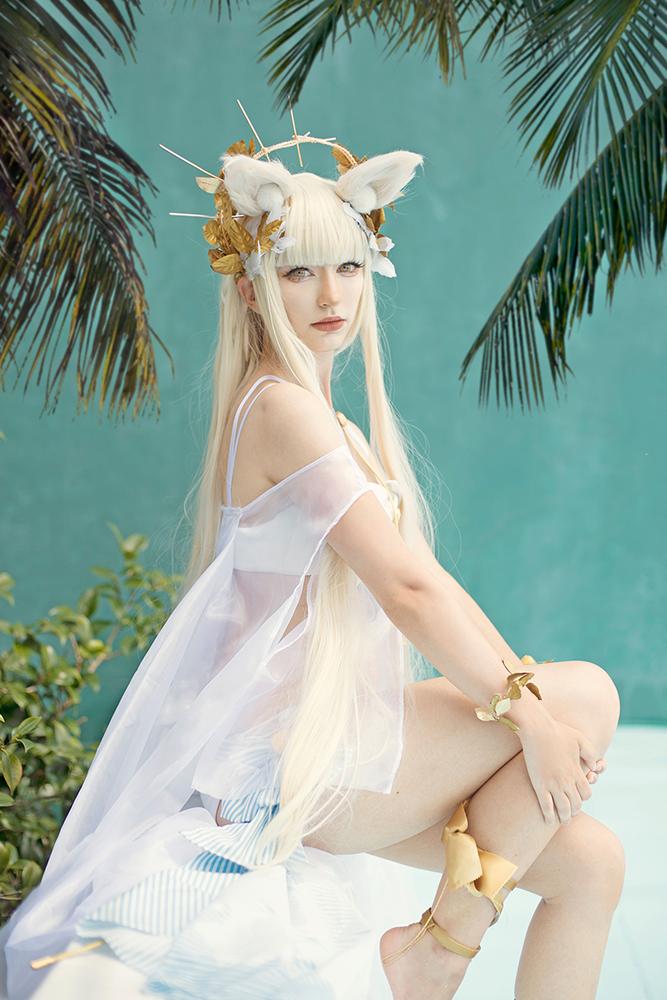 コスプレイヤーケーキ姫