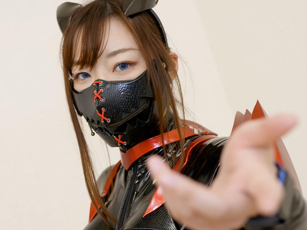 コスホリ29にて撮影したコスプレイヤー浅井らむさん01