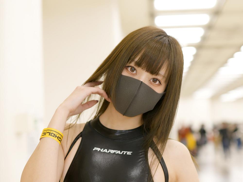 コスホリ29にて撮影したコスプレイヤー紗雪さん