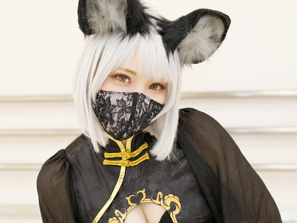コスホリ29にて撮影したコスプレイヤー-Usagi-さん