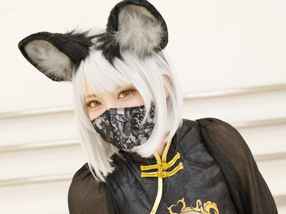 コスホリ29にて撮影したコスプレイヤー-Usagi-さん01