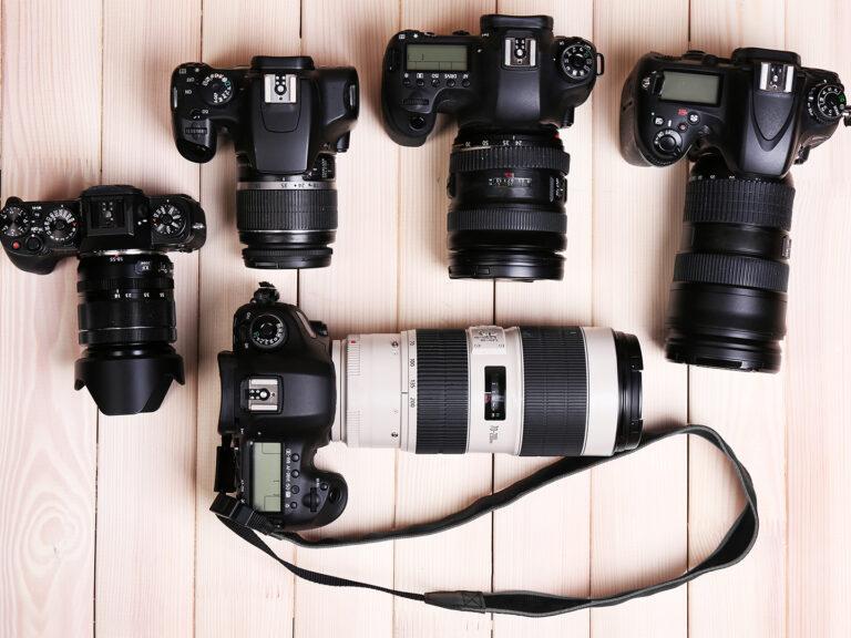 【スマホも良いけどやっぱりカメラ】中古で一眼カメラを買うときのポイントと注意点