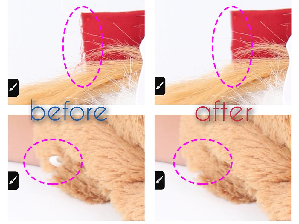 Adobe Photoshop Fixで衣装直しなども行う方法
