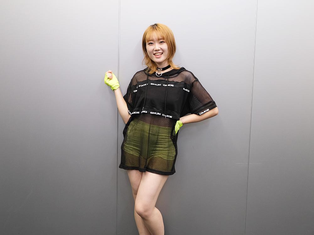 新アイドルグループ『sharlie』の瀧澤彩夏