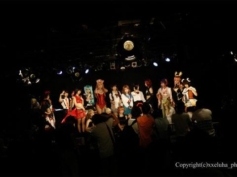 コスプレファッションショー・ライブイベント【コスMIX】レポート #1