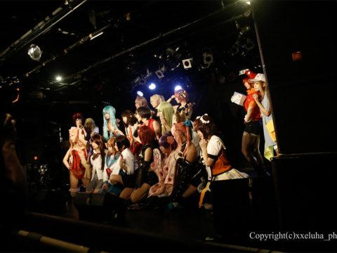 コスプレファッションショー・ライブイベント【コスMIX】レポート #2