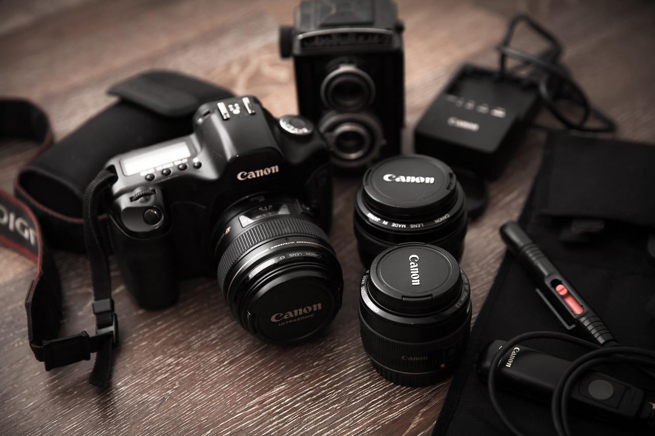 カメラマン用具