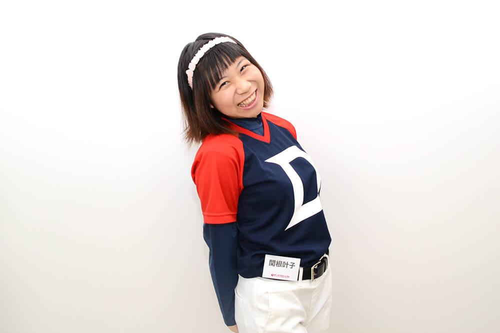 コスプレイヤー関根叶子さん001