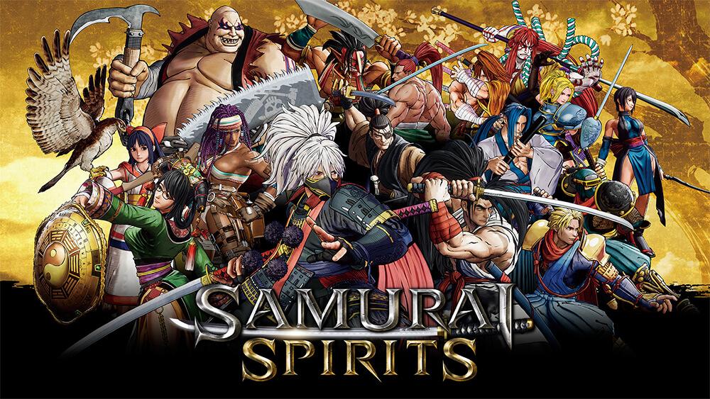 『SAMURAI SPIRITS』ゲーム大会