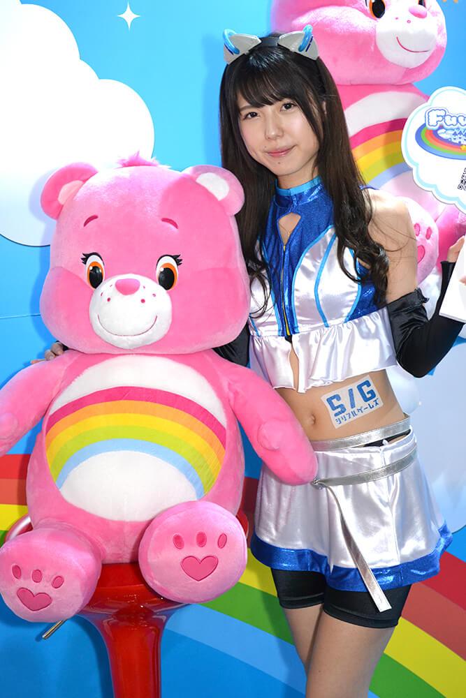 TGS2019会場で撮影したコスプレイヤー一瀬優美さん04