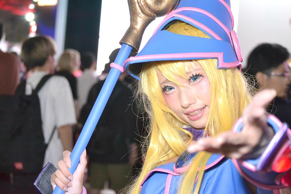 TGS2019会場で撮影したコスプレイヤー秋元るいさん03