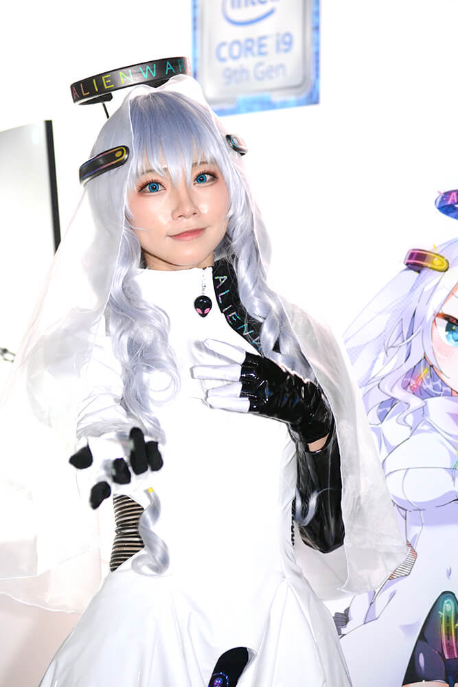 TGS2019会場で撮影したコスプレイヤーKitaro_綺太郎さん05