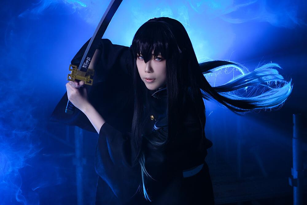 スタジオ雫で撮影したコスプレイヤーYazukiさん01