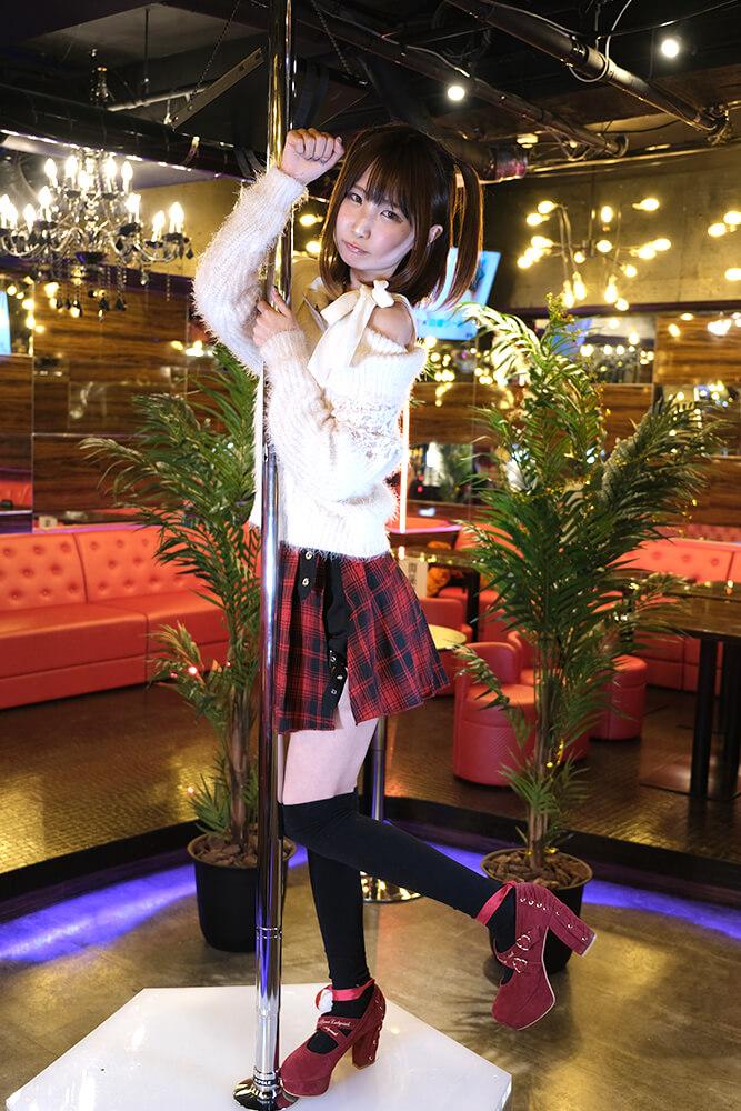 サンクプロジェクト新年会のコスプレイヤー詩月かりん02