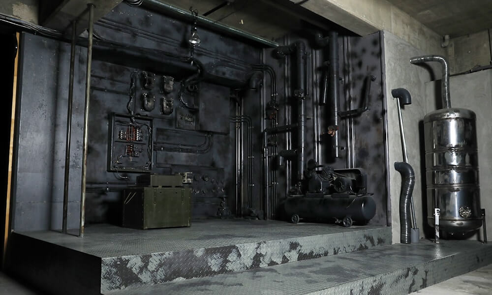 撮影スタジオ「cosbell(コスベル)」のZスタジオのブース02