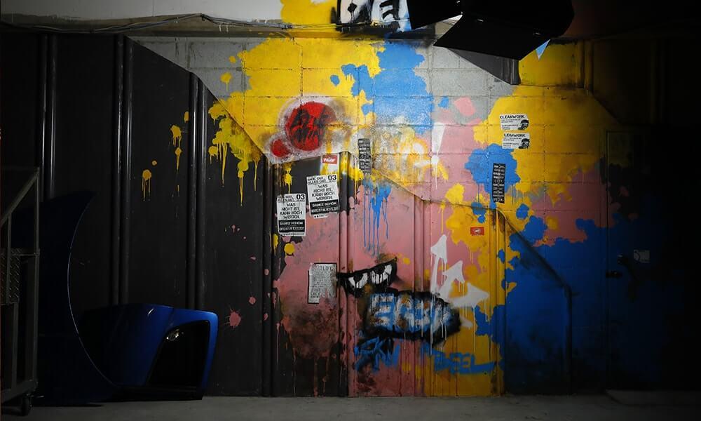 撮影スタジオ「cosbell(コスベル)」のZスタジオのブース03