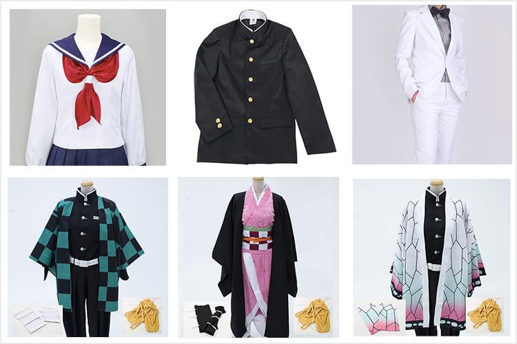 ハコスタジアム大阪の有料衣装レンタル一覧