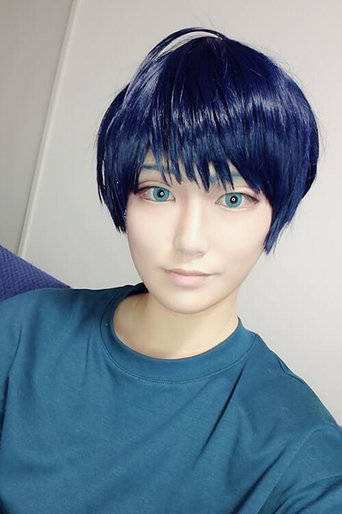コスプレイヤー緋壱さんの男装コスプレ02