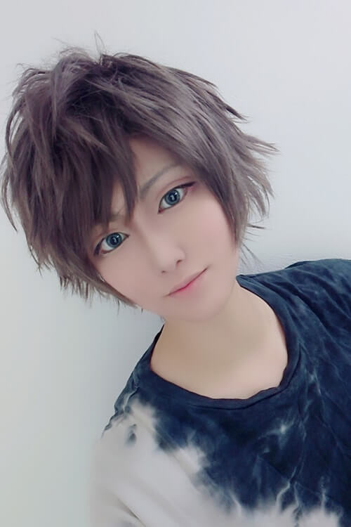 コスプレイヤー緋壱さんの男装コスプレ06