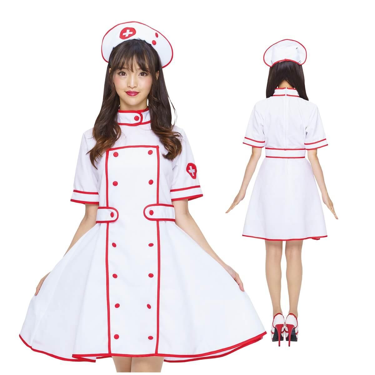 PUREネット通販で購入可能な白衣の衣装