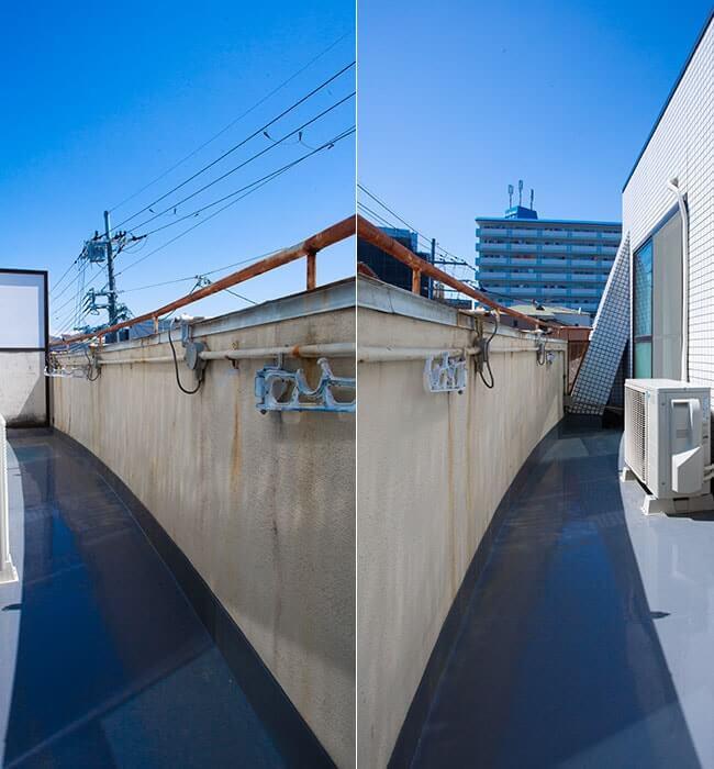 撮影スタジオ「スタジオクオリア新大阪店」のライトスタジオのブース03